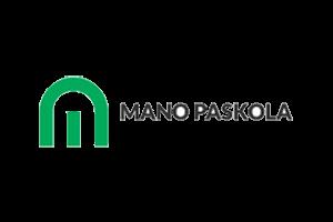 manopaskola logotipas