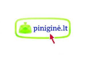 pinigine logotipas